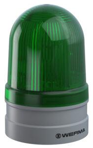 zielony sygnalizator optyczny WERMA serii EvoSIGNAL do montażu na powierzchni płaskiej